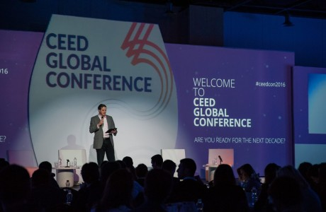"PRoPR Agency was a partner of the 10th Global Conference that CEED held in Sofia, Bulgaria on April 14, 2016 in Sofia Tech Park under the slogan ""Are you ready for the next decade?"". CEED Global Conference was organized by CEED Bulgaria, part of the global network of CEED.