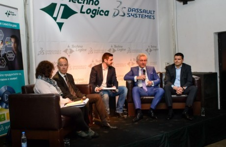 TechnoLogica - one of the biggest IT companies in Bulgaria, appointed PRoPR Agency for the communication event presenting the new partnership between the Bulgarian company and Dassault Systèmes (3DS).